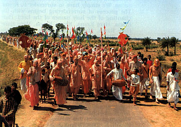 Image result for Images for Hare Krishna Movement
